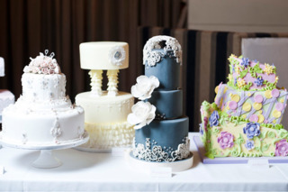 Weddingbells Fills Windsor Arms With Sweet Table 25 Cakes For 25th
