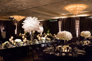 To Celebrate A 75th Birthday And Pay Tribute The Honorees Birth Era JOWY Productions Designed Produced An Event With Coconut Grove Style
