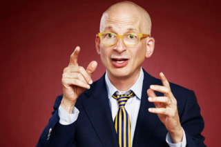 Marketing Expert Seth Godin Discusses What Makes an Event Worthwhile