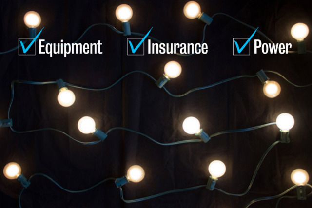 Checklist questions to ask your lighting vendor