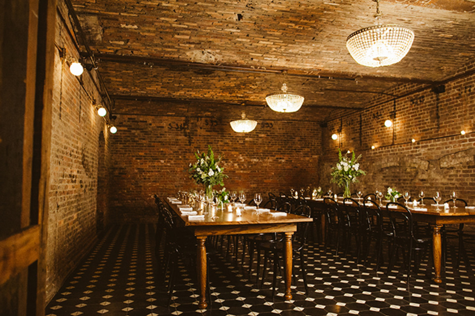 Credit Wythe Hotel Brooklyn Our Private Dining Room Can Accommodate Up To 50 For Seated Meals