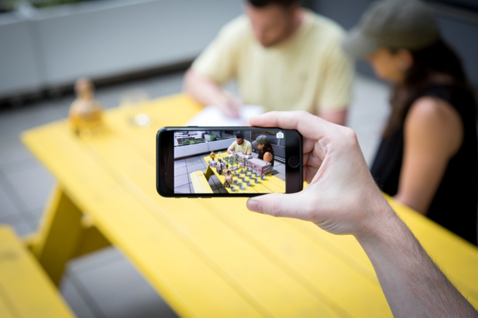 Bar Code: How Spirits Brands Are Using Augmented Reality