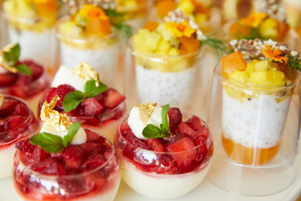 See the Small-Plates Menu for the Emmys After-Party