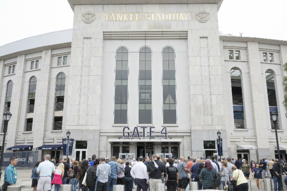 Yankee Stadium is Becoming a Hot Spot for N.Y.C. Event Planners