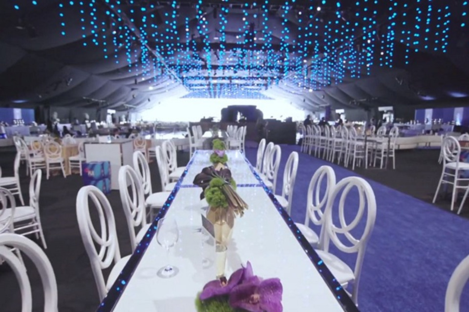 CORT Events Delights at the 2018 Governors Ball