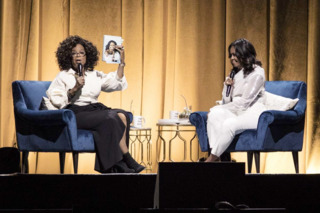 5 Ways Michelle Obama Has Reinvented the Book Tour