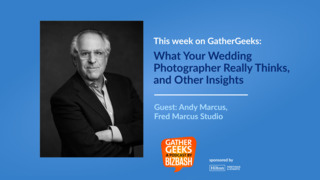 Podcast: What Your Wedding Photographer Really Thinks, and Other Insights (Episode 149)